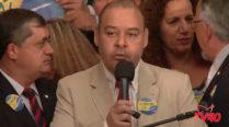 Vagner Freitas – Lançamento da Frente Suprapartidária Por Eleições Diretas Já