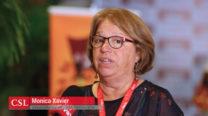 Entrevista – Monica Xavier – Coordenação Socialista Latino-Americana