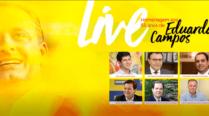 Live em homenagem aos 55 anos de Eduardo Campos