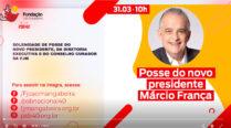 Transmissão ao vivo – Posse do novo presidente Márcio França