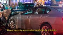 Briga no trânsito – Campanha: Desarme – PSB Contra as Armas!