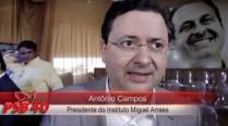 Antônio Campos comenta atuação política de Eduardo Campos