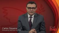 Carlos Siqueira comenta a conjuntura Política Nacional