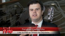 Fernando Coelho Filho comenta atuação política de Eduardo Campos