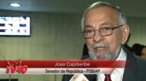 João Capiberibe fala sobre legado político de Eduardo Campos