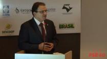 Marcus Vinícius Furtado, presidente da OAB, fala em homenagem a Eduardo Campos