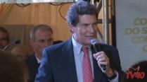 Tony Correia presta homenagem a Eduardo Campos