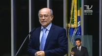 Presidente to TCU Aroldo Cedraz