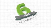 6 anos de Transparência