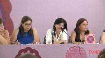 Shady Ruiz Diaz Madina – 2º Encontro Internacional de Mulheres Socialistas – 1º Dia