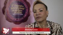 Maribel Coco – 2º Encontro Internacional de Mulheres Socialistas – Entrevista