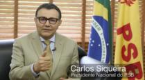 Presidente Nacional do PSB avalia resultados do segundo turno das eleições municipais