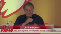 29 – Conferencista Cesar Benjamim – A Realidade e a Perspectiva Social e Política da Sociedade Brasileira