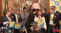 Alice Portugal – Lançamento da Frente Suprapartidária por Eleições Direta Já
