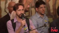 Iago Campos – Lançamento da Frente Suprapartidária por Eleições Direta Já