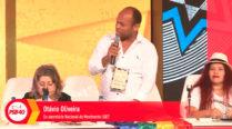 Saudações do Secretário Nacional do Mov. LGBT- Otávio Oliveira
