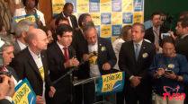 Randolfe Rodrigues – Lançamento da Frente Suprapartidária por Eleições Direta Já