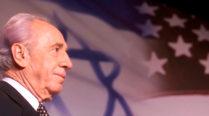 Carlos Siqueira homenageia Shimon Peres