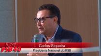 Encontro da Coordenação Socialista Latino-Americana – Carlos Siqueira