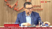 Carlos Siqueira – Lançamento do Livro 4 – Autorreforma do PSB