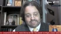 José Luiz Borges Horta – Lançamento do Livro 4 – Autorreforma do PSB