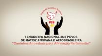 I Encontro Nacional dos Povos de Matriz Africana e Afrobrasileira