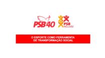 Live PSB Inclusão – O esporte como ferramenta de transformação social