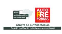2º Debate da Autorreforma – Brasil: potência criativa e sustentável