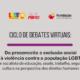 Ciclo de Debates Virtuais: Segmento LGBT Socialista e Autorreforma do PSB – Preconceito e exclusão.