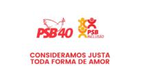 Live PSB Inclusão – Consideramos justa toda forma de amor