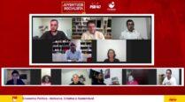 6º Encontro do Clube do Livro do PSB – Economia Política – Inclusiva, Criativa e Sustentável
